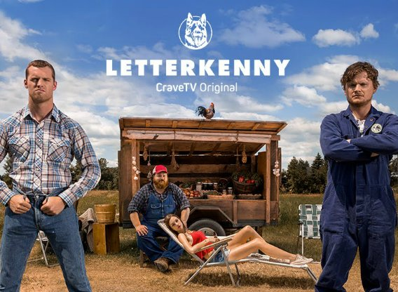 Nerds United Episode 158: Talking Letterkenny