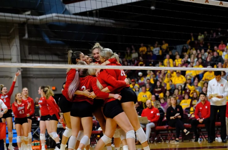 Five Heart Podcast Episode 157: Volleyball Is Pretty Amazing