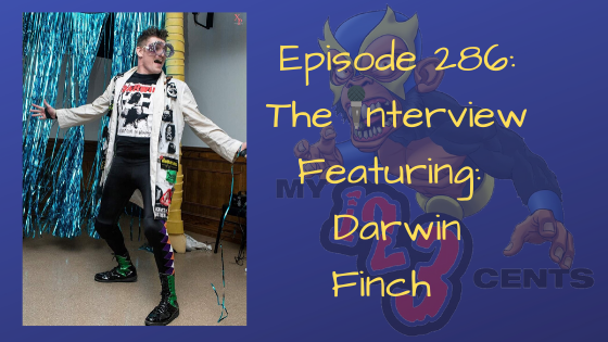 My 1-2-3 Cents Episode 286: The Interview