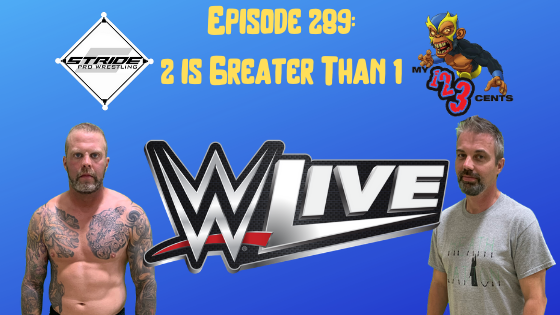 My 1-2-3 Cents Episode 289: 2 is Greater Than 1