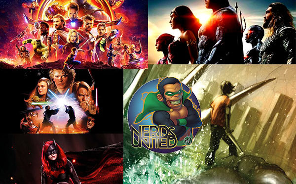 Nerds United Episode 181: Sith vs Endgame, GLvS, Batwoman Leaves