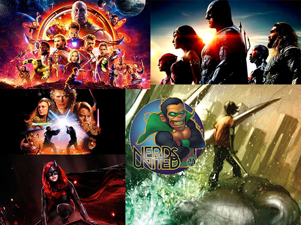 Nerds United Episode 181 Sith Vs Endgame Glvs Batwoman Leaves Jittery Monkey Podcasting Network