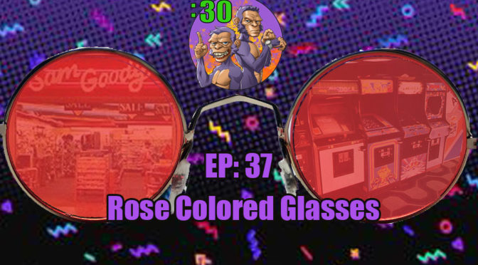 POWER HALF HOUR  EP. 37: ROSE COLORED GLASSES