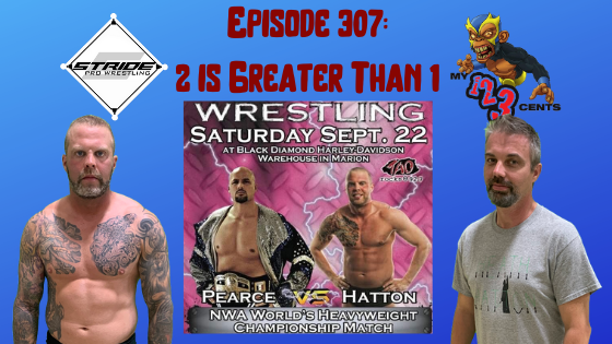 My 1-2-3 Cents Episode 307: 2 is Greater Than 1