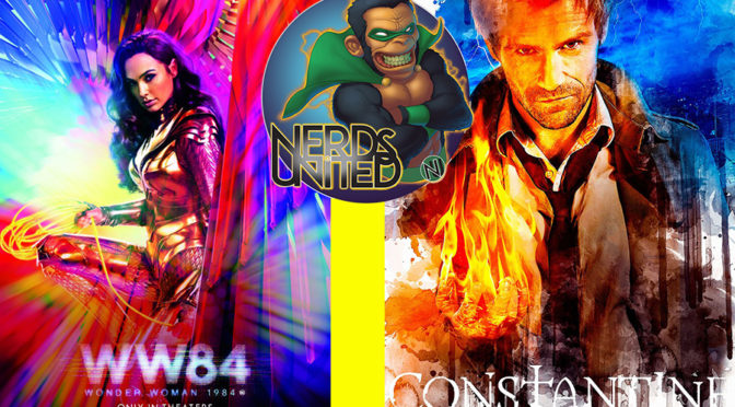 Nerds United Episode 207: Movie and Series Updates