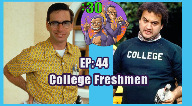 Power Half Hour EP. 44: College Freshmen