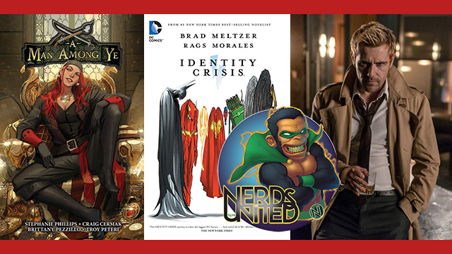 Nerds United Episode 220: Comics and Movie Trailers