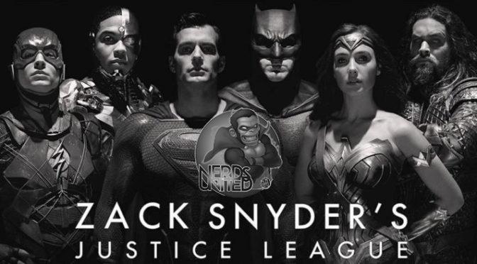 Nerds United Episode 223: Snyder Cut