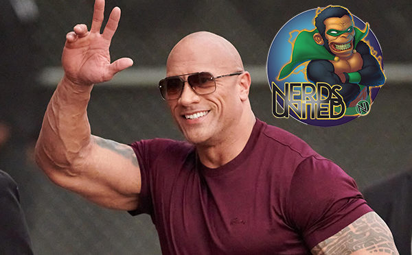 Nerds United Episode 231: More Dwayne Johnson Than Expected