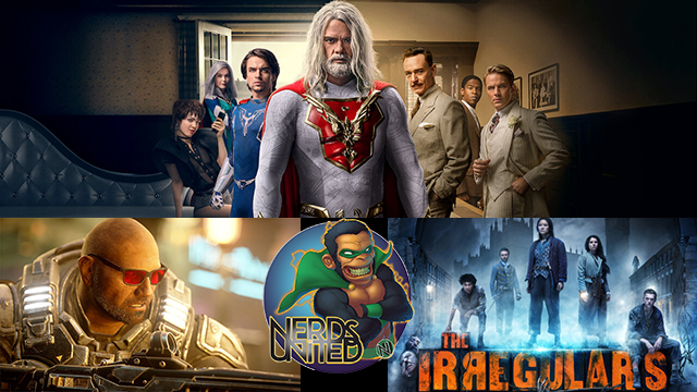 Nerds United Episode 230: Jupiter's Legacy, Dave Bautista, and More