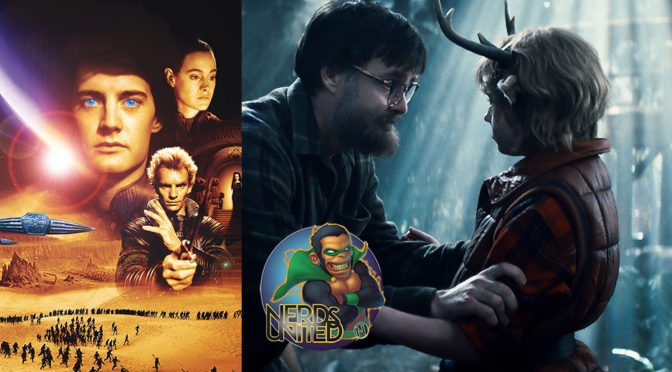 Nerds United Episode 234: Sweet Tooth Will Give You Cavities