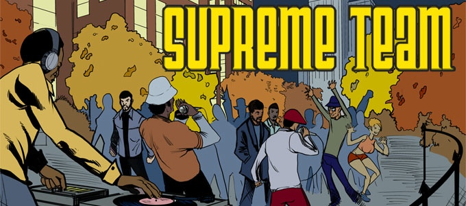 Nerds United Episode 50: A Supreme Episode