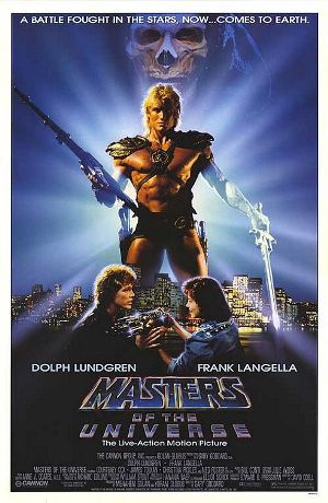 #ToughCallTuesday 1 – Masters of the Universe