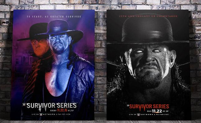 Episode 51: Undertaker & Survivor Series – Now & Then