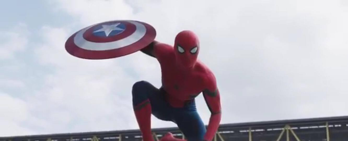 Look Out – Here Comes the Spider-Man