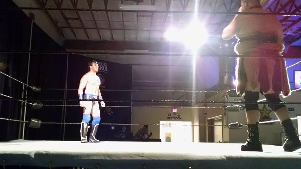 My 1-2-3 Cents Episode 81: Introducing Warrior's Code Wrestling