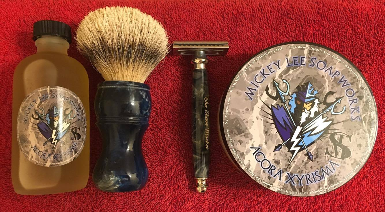 Fresh Content Day 19: Shaving Nerdom