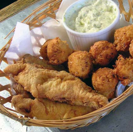 Fresh Content Day 31: Fish Fry Goodness