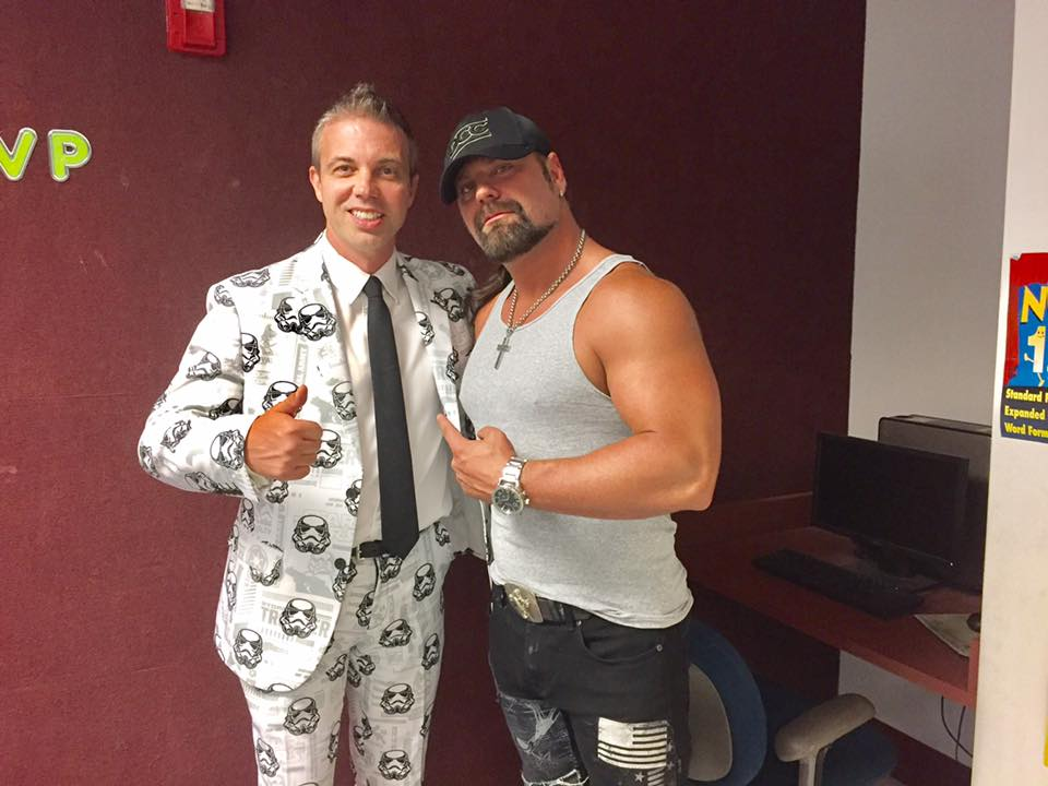 My 1-2-3 Cents Episode 129: 'Cowboy' James Storm