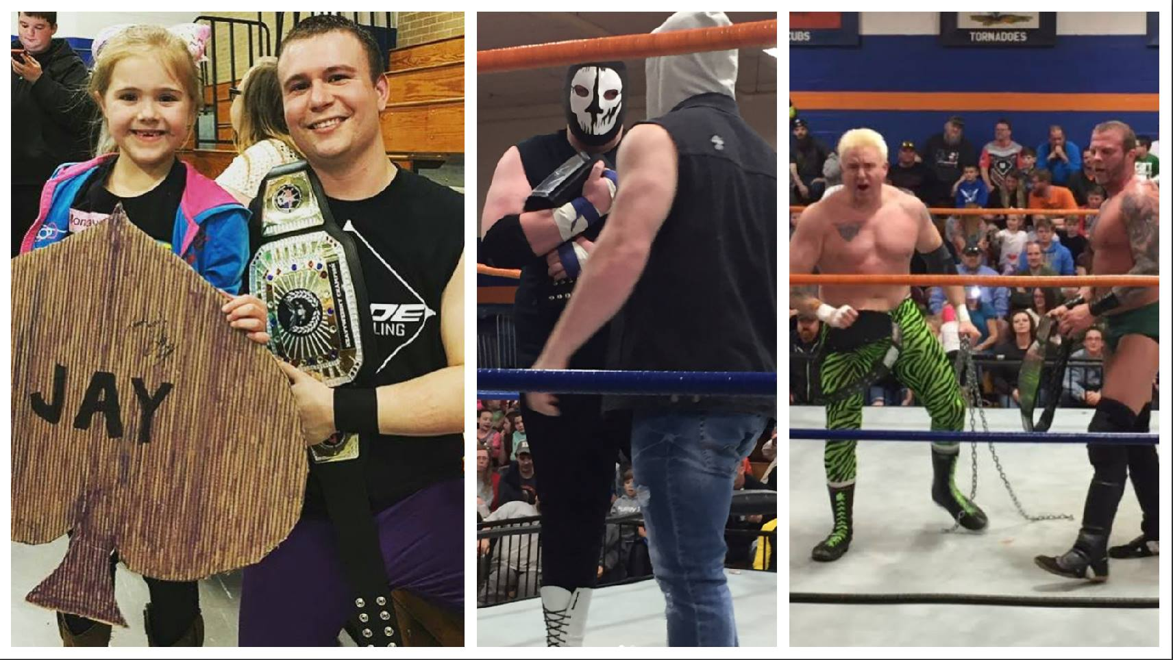 My 1-2-3 Cents Episode 173: Stride Pro Wrestling Anniversary 2