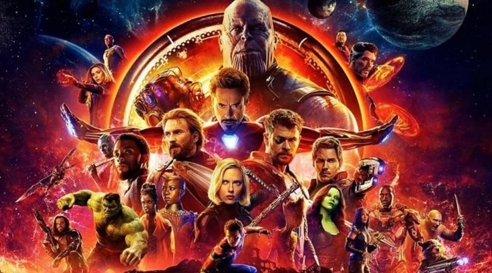 Nerds United 94: SPOILER FREE Avengers Infinity War Review