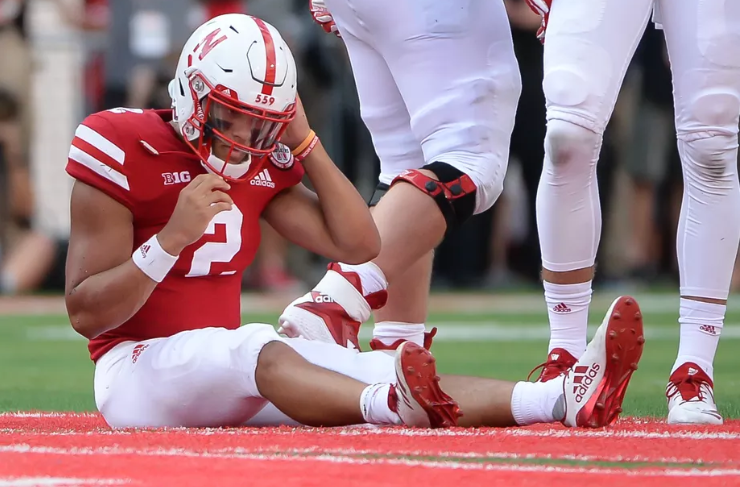 Five Heart Podcast Episode 86: Huskers Fall to Buffs in Opener