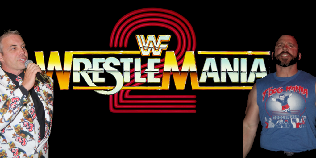 My 1-2-3 Cents Episode 227: WrestleMania 2 Redo