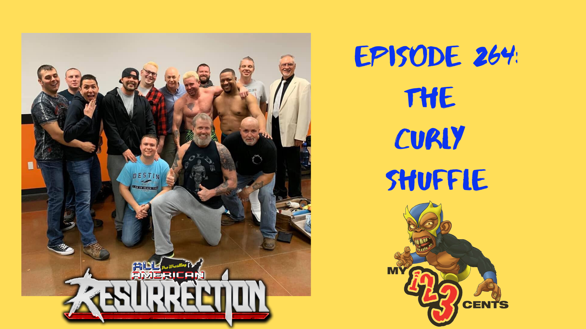 My 1-2-3 Cents Episode 264: The Curly Shuffle