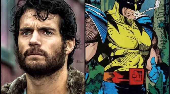 Nerds United Episode 169: Hairy Cavill as Wolverine?