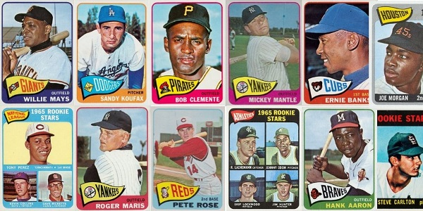 Greg and Chad's Power Half Hour: Baseball Card Collecting