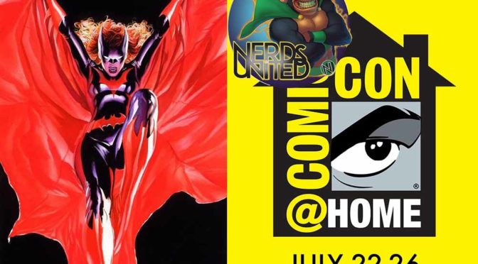 Nerds United Episode 188: There's a Lot Going On