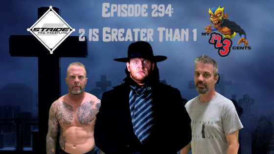 My 1-2-3 Cents Episode 294: 2 Is Greater Than 1
