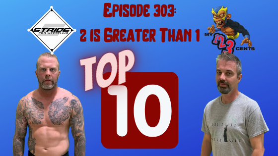 My 1-2-3 Cents Episode 303: 2 Is Greater Than 1