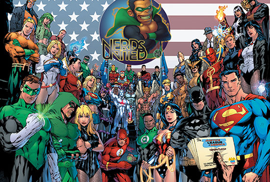 Nerds United Episode 204: Multiple Justice League Topics