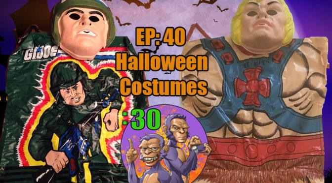 POWER HALF HOUR EP. 40: Halloween Costumes