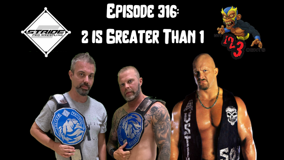 My 1-2-3 Cents Episode 316: Two is Greater Than One