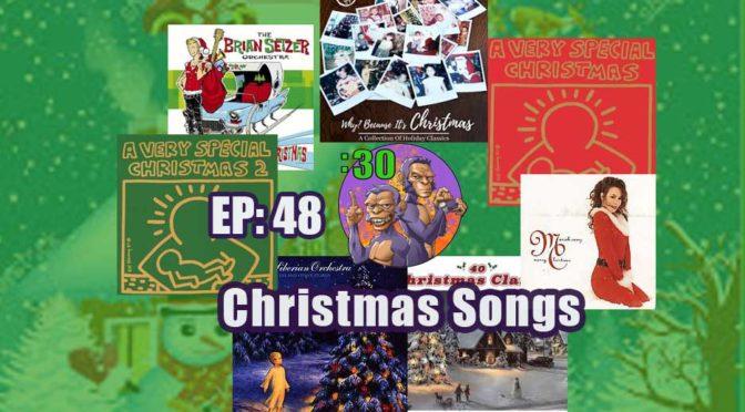 POWER HALF HOUR EP. 48: Christmas Songs