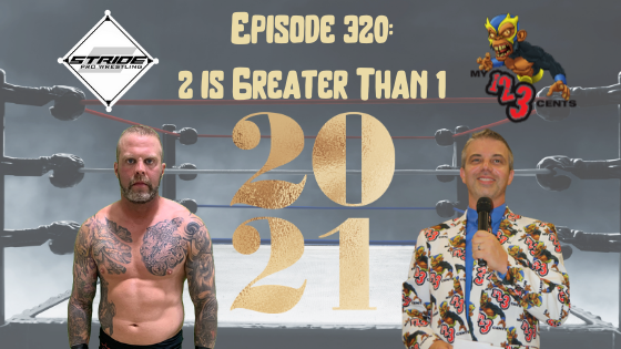 My 1-2-3 Cents Episode 320: 2 is Greater Than 1