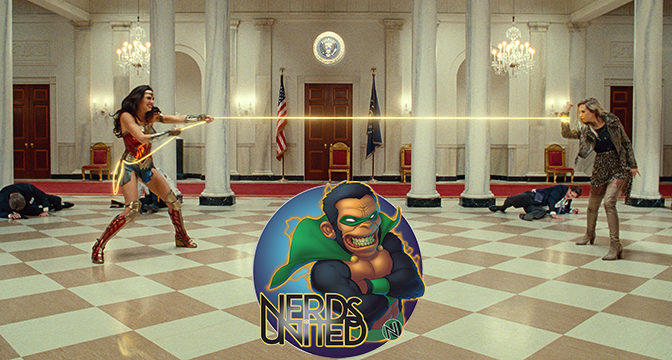 Nerds United Episode 213: WW84 Review and SPOILERS!