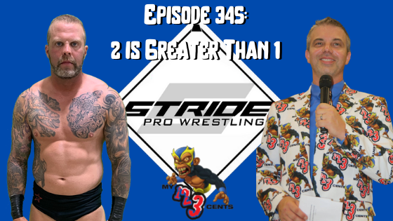 My 1-2-3 Cents Episode 345: 2 is Greater Than 1